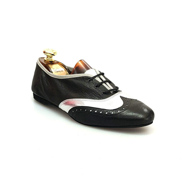 Wish Dance Shop New York Jazz Pelle Nera e Silver