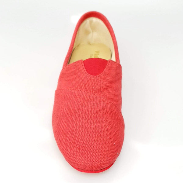 Wish Dance Shop Tommy in Tessuto color Rosso