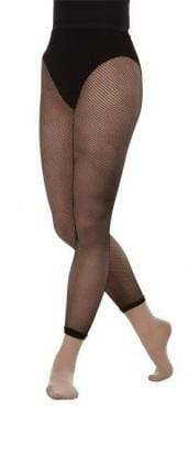 Wishdance Collant stile Leggings Professionali in Rete
