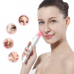 Blue/Red Light Therapy Laser Wrinkle Removal Pen