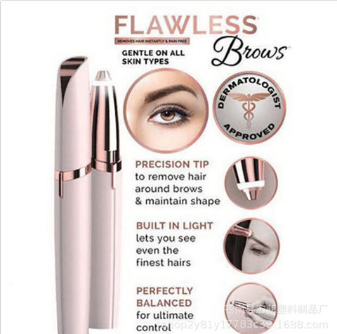 Flawlessly Eyebrow Trimmer | Littleshore