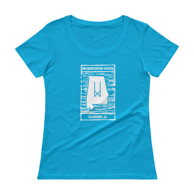 Women's Broken Door T shirt
