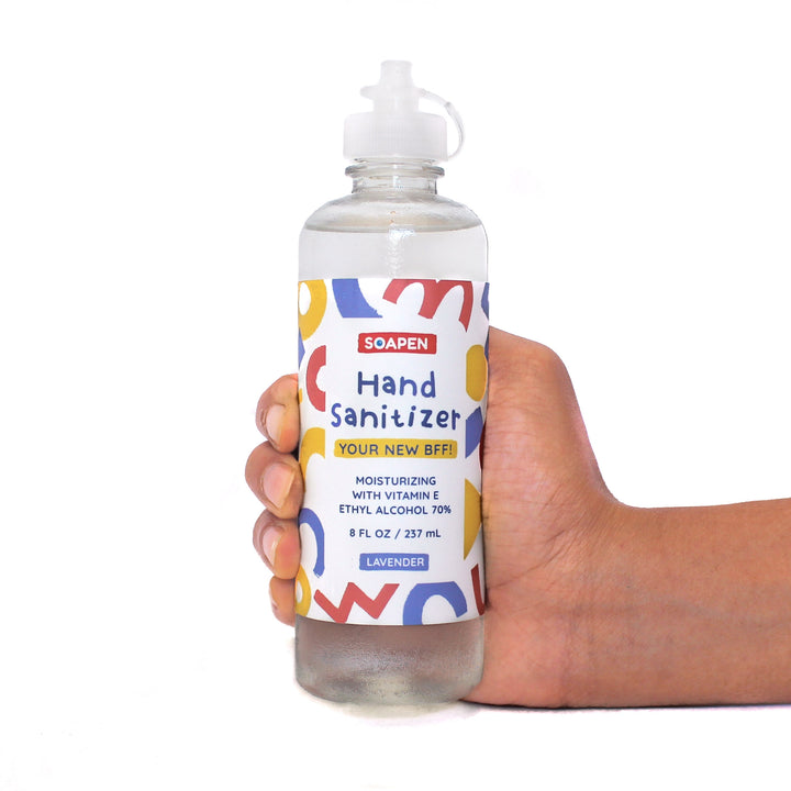Behind The Scenes: Hand Sanitizer Development and Launch