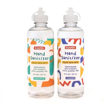 Kid-Friendly Hand Sanitizer Gel 8 oz (2 pack)