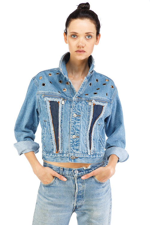Love Story Denim Jacket