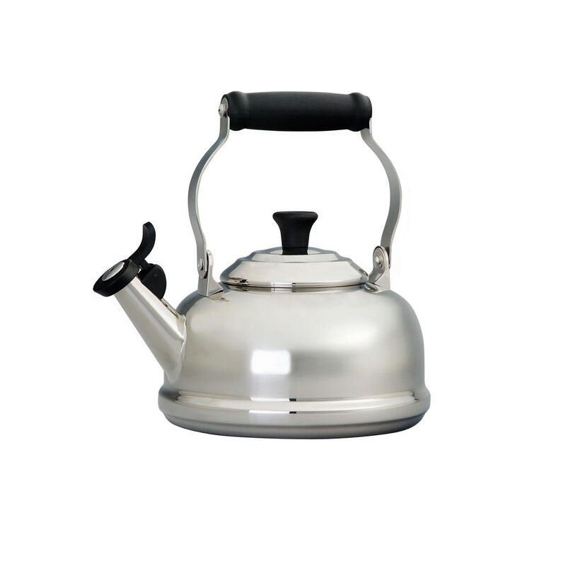 Le Creuset 1.7 L Stainless Steel Classic Whistling Kettle