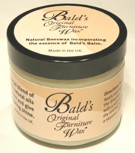 Bald's Balm - Furniture Wax