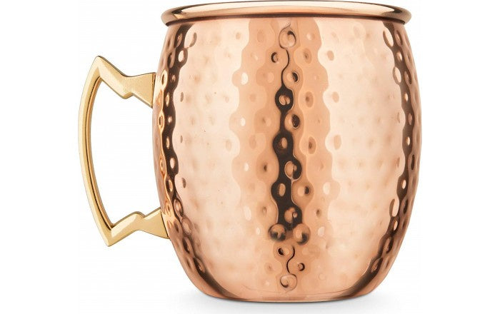 Hammered Copper Moscow Mule Mug - Britannia Kitchen & Home Calgary