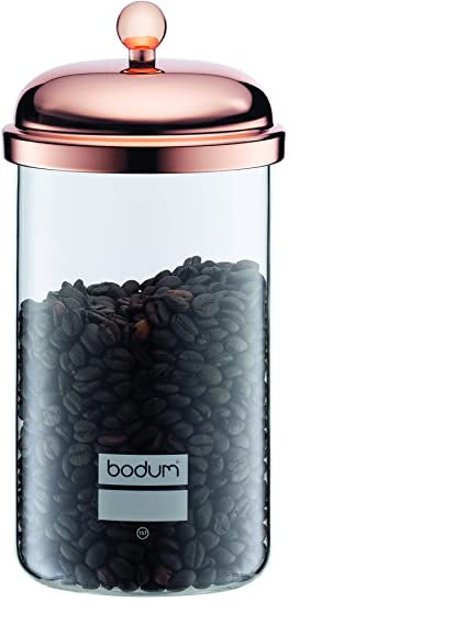 Bodum Storage Jar Copper - 1.0L