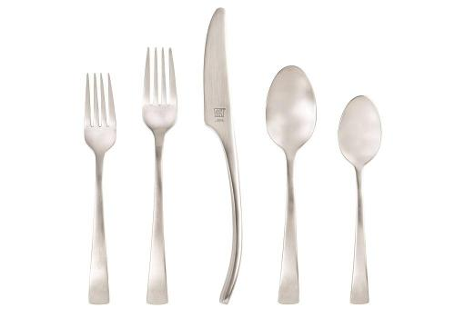 BELLASERA 45-PIECE FLATWARE SET