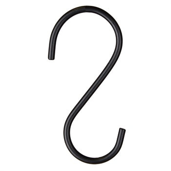 """S"" Hook, Bronze - Britannia Kitchen & Home Calgary"