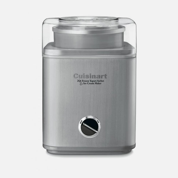 Pure Indulgence Ice Cream Maker