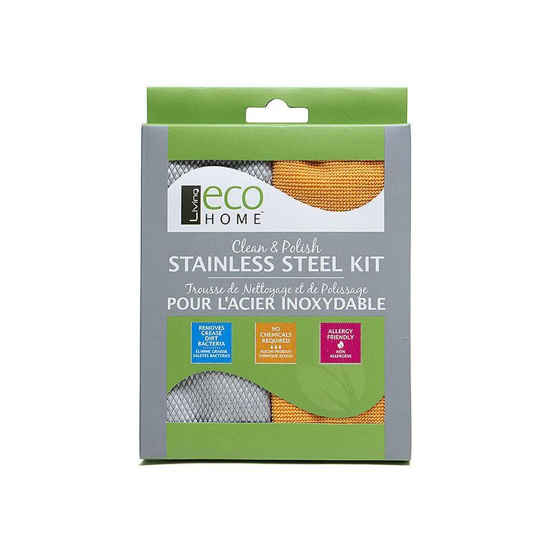 Clean and Polish Stainless Steel Kit - Britannia Kitchen & Home Calgary