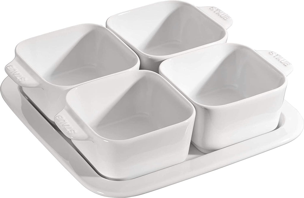 Ceramic Appetizer Set - Britannia Kitchen & Home Calgary