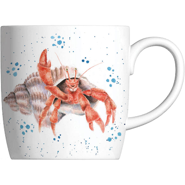 Mug 11oz Happy Crab - Wrendale