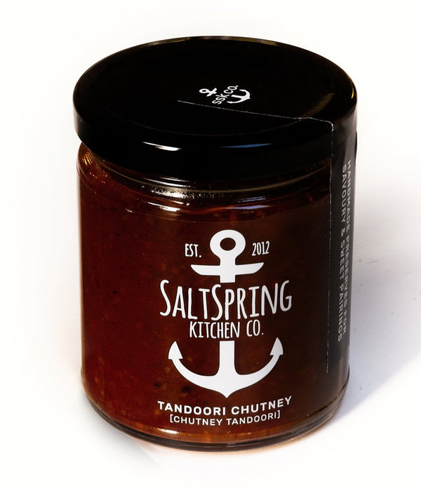 SaltSpring Kitchen Tandoori Chutney - Britannia Kitchen & Home Calgary