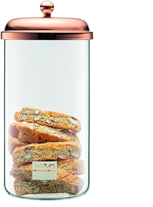 Bodum Storage Jar Copper - 2.0L