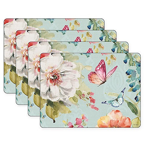 Pimpernel - Colorful Breeze s/4 16 x 12 mat - Britannia Kitchen & Home Calgary