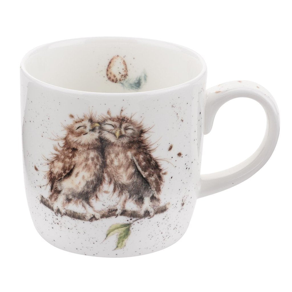 Mug 11oz, Birds of a Feather - Wrendale