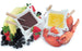 Harmony 10 Pc Dual Fondue & Butter Warmer Set