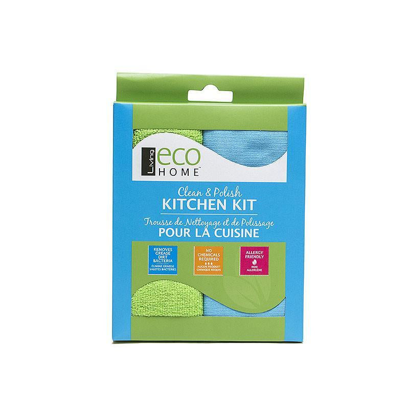 Clean and Polish Kitchen Kit - Britannia Kitchen & Home Calgary