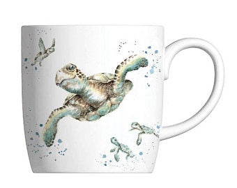Mug 11oz Swimming School - Wrendale