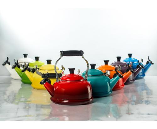 1.6 L Classic Whistling Kettle Various Colours - Britannia Kitchen & Home Calgary