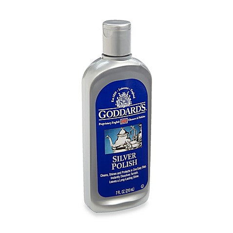 Goddard's Silver Polish - 210ml / 7 fl oz - Britannia Kitchen & Home Calgary