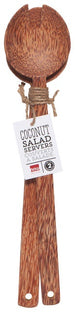 Coconut Salad Servers Set of 2 - Britannia Kitchen & Home Calgary