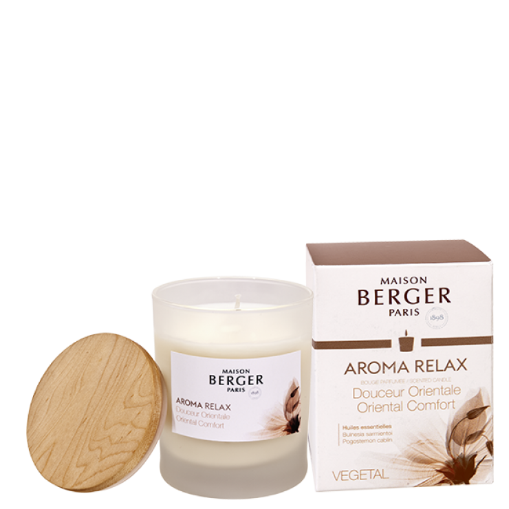 Maison Berger Scented Candle - Britannia Kitchen & Home Calgary