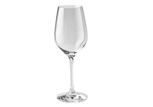 Predicat Crystal Wine Glass - White Wine 6pc