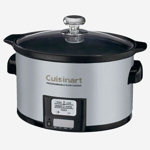Programmable 3 1/2 Qt Slow Cooker - Britannia Kitchen & Home Calgary