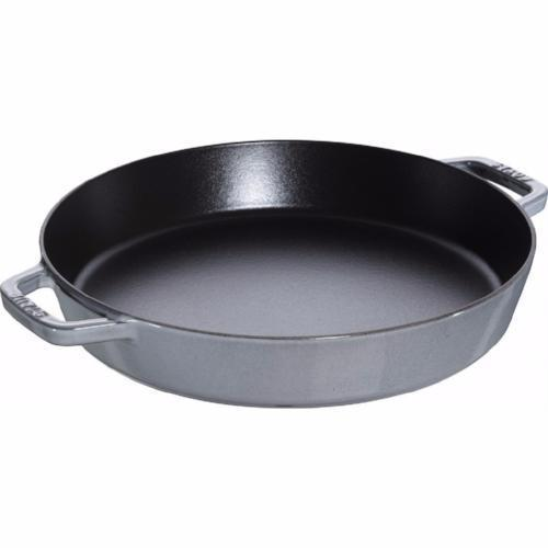 "CAST IRON 13.4"" PAELLA PAN"