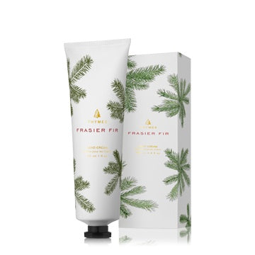 Thymes Frasier Fir - Petite Handcream - Britannia Kitchen & Home Calgary