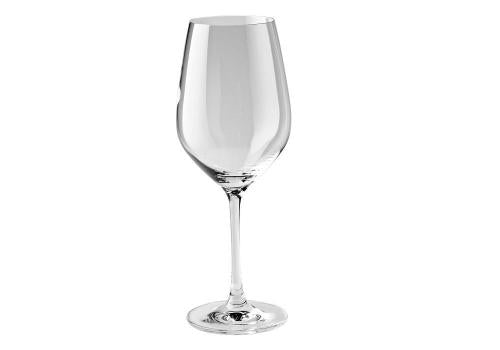 Predicat Crystal Wine Glass - Burgandy 6pc