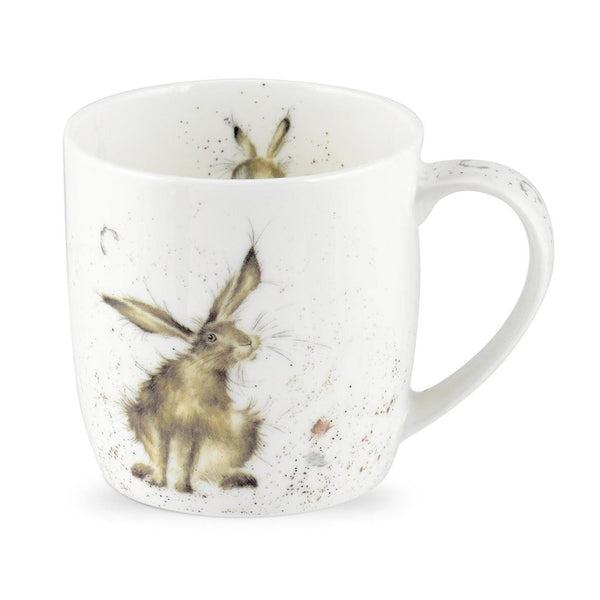 Mug 11oz, Good Hare Day - Wrendale