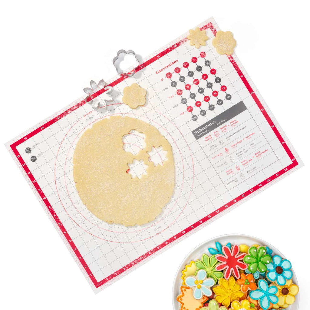 OXO Good Grips Silicone Pastry Mat - Britannia Kitchen & Home Calgary