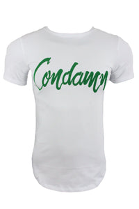 CONDAMN Green / White