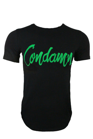 CONDAMN Black/Green