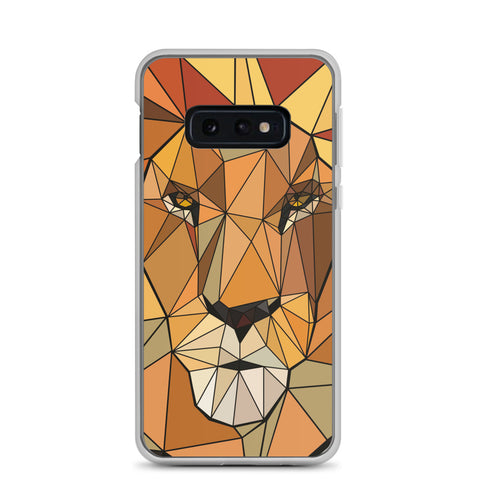 Lion Samsung Case