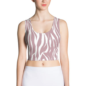 Wildlife Crop Top