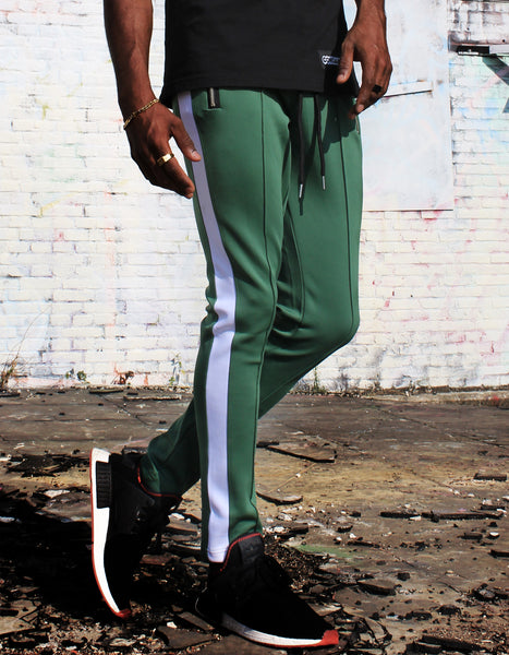 Trackpants green