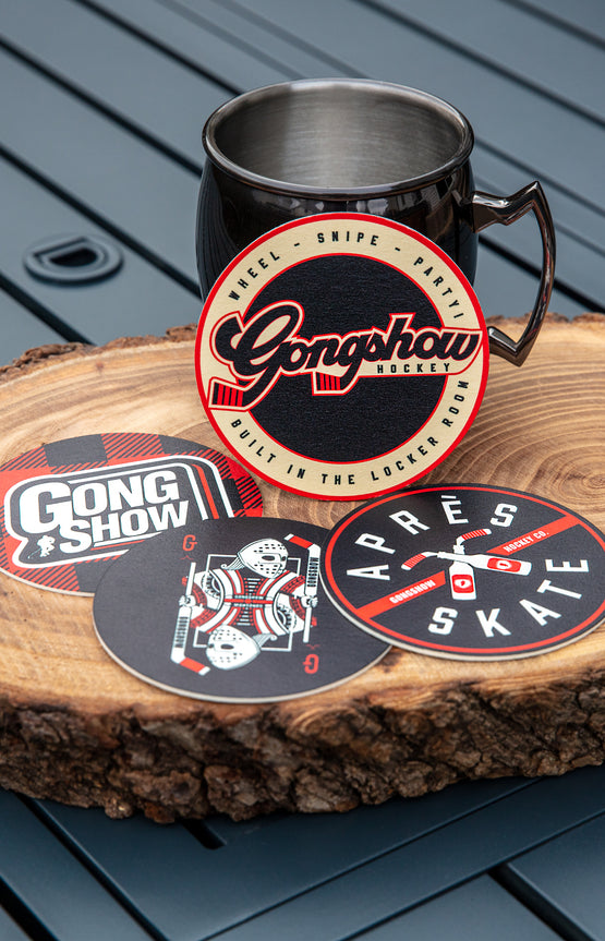 Winter 2020 Coasters - 4PK