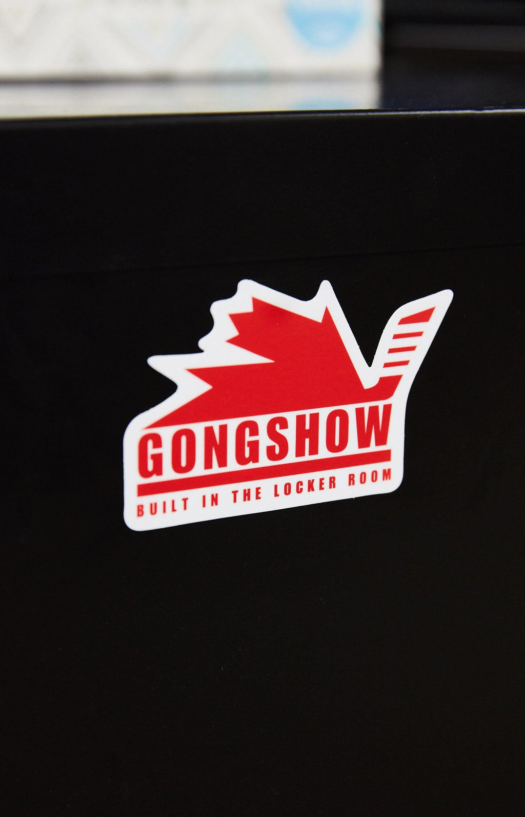 GONGSHOW Sticker 5 Pack