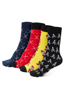Winter Socks 4-Pack
