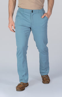Light Blue Jogger Chinos
