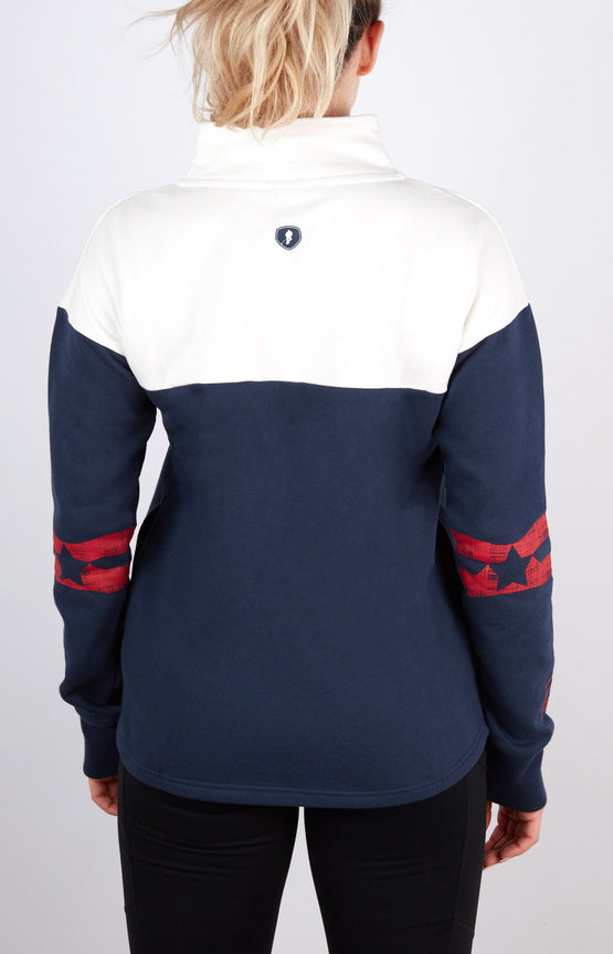 AK28 Navy Sweater