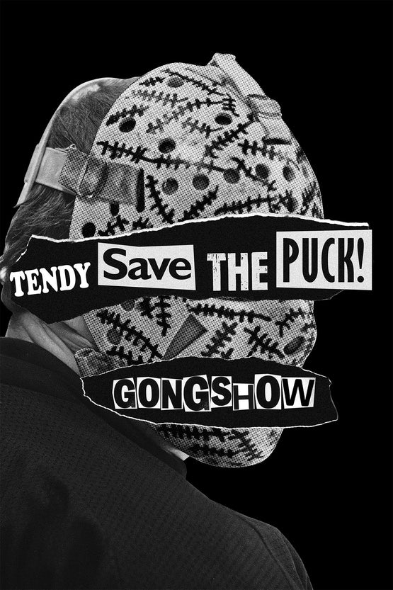 TENDY SAVE THE PUCK - Poster