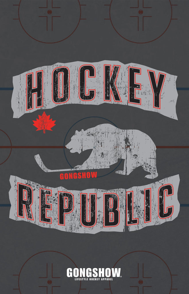 Hockey Republic - Poster