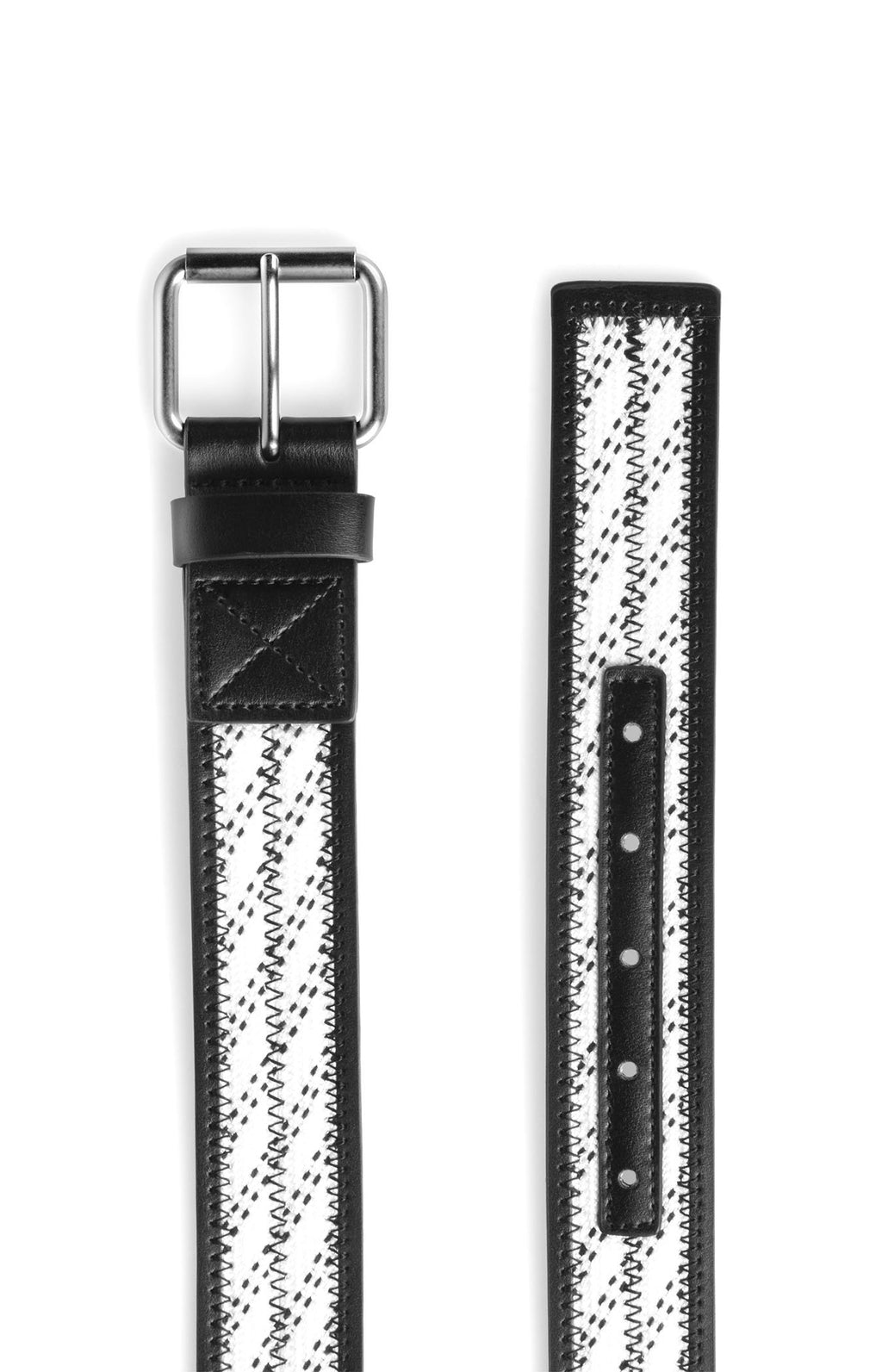 Hockey Lace Belt